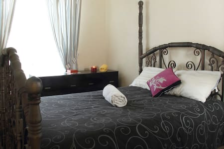 PRIVATE ROOM NEW HOUSE WIFI TEC MTY