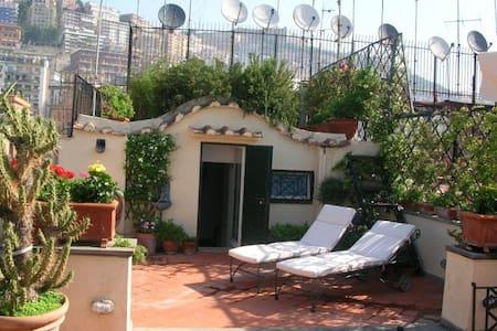 La casetta di chiaia   - Nápoles