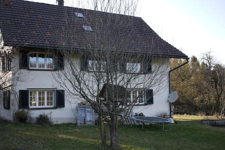 Grosses Haus mit Charme - House