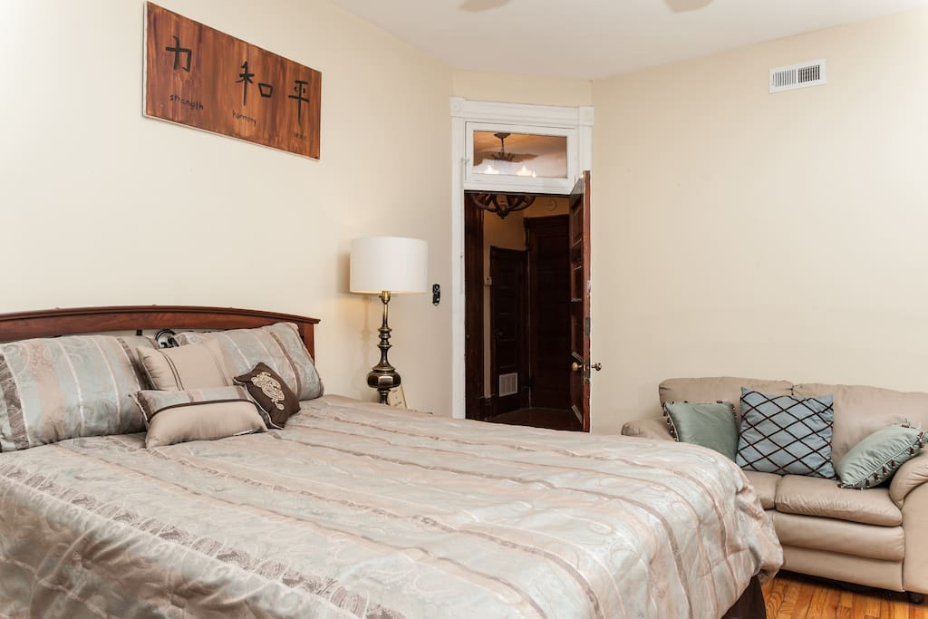 Your suite, a must see in person!