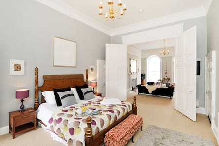 The Artpad - Central, spacious Gt Pulteney St.. - Apartment