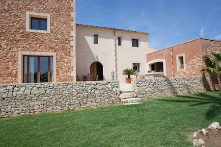 House rural with pool and wifi - Villa