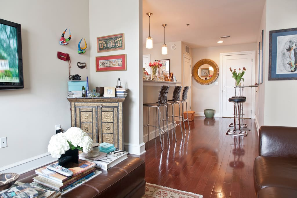 Rittenhouse 1BDR: Laundry+Gym