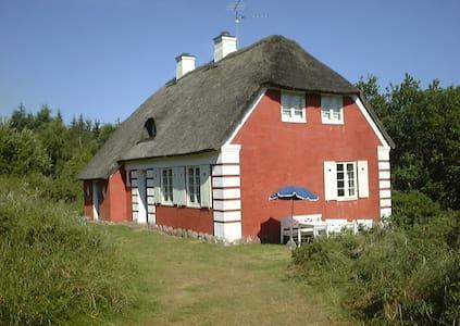 Slettestrand Klassisk Sommerhus - Fjerritslev