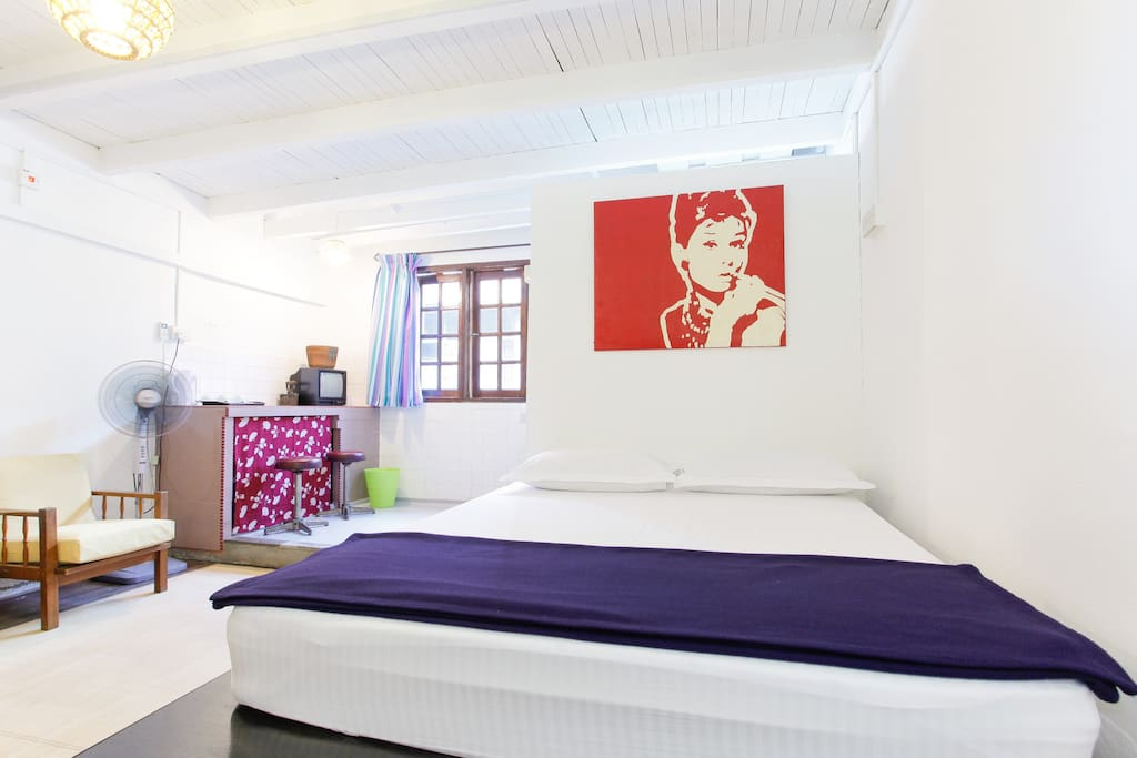 Loft 5 - duplex bedroom