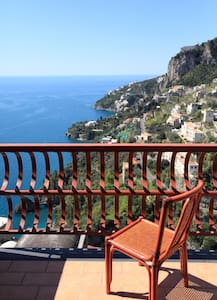 A terrace on the sea of AMALFI - Amalfi - Apartment