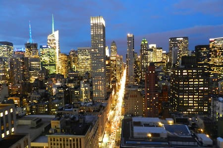 Heart of Manhattan!(Luxury Modern High Rise Condo) - New York - Condominium