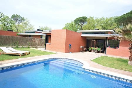 Holiday Costa Brava Spain Sils - Sils - Villa