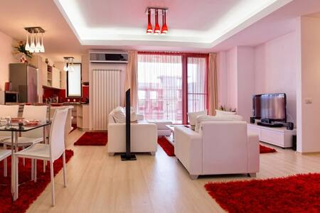 Herastrau 1 (3 bedroom apartment) - Bucharest - Apartment