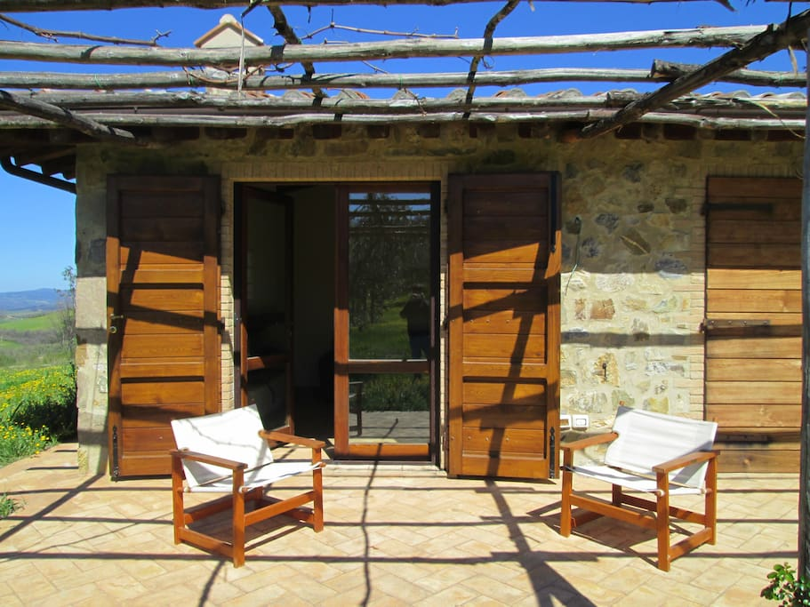 Casina - Home in Tuscan countryside