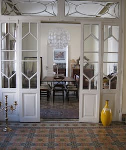 Charming apartment in old Tangier - Tangier - Apartament