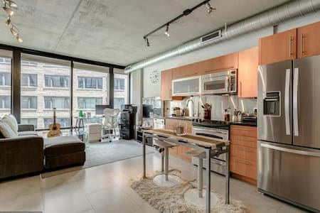 Luxury Studio in Heart of DC. Walk to Everything! - Condomínio