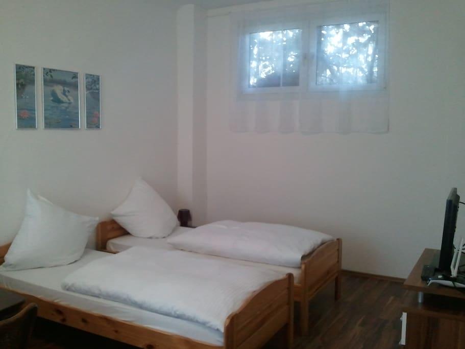 Studio-Apartment in Mainz-Finthen!