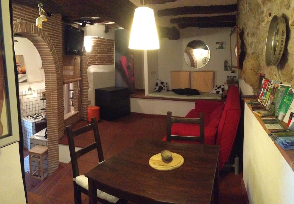Delicious House in Medieval Village