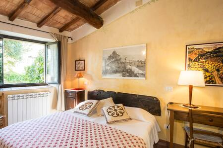 Apartment 'Il Noce', Tuscany - Talo