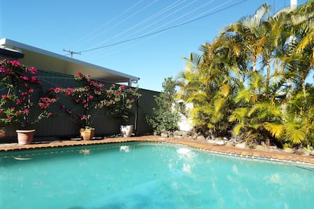 Cozy studio central location 2 min walk Broadwater - Hollywell - Haus