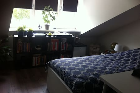 Lovely room near to Breda and Roosendaal - Szoba reggelivel