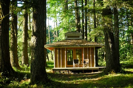 Cabin in the Woods at Tipi Village - Cabin