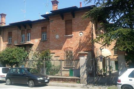 RAVENNA CA' ROSA 77mq +WIFI +GARDEN - Ravenna - House