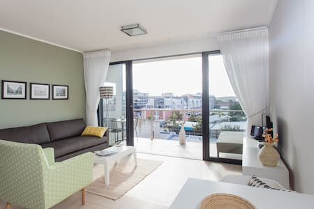 Fabulous 1-Bedroom De Waterkant Apt - Apartment