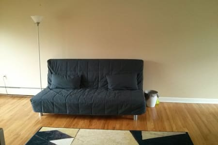 Cozy place near Princeton, NJ - Hightstown - Apartment