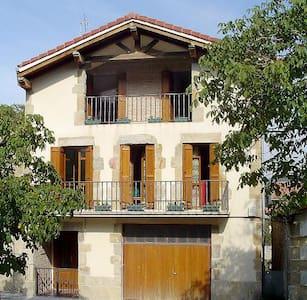 Angoiko Etxea a big country house  - Maison