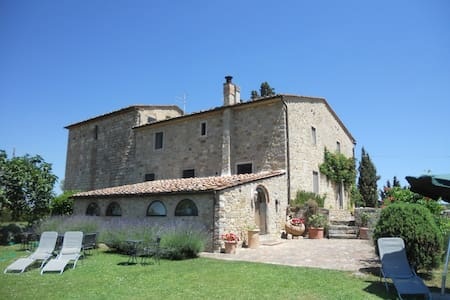 Torre di Ponzano B&B self catering - Ponzano - Bed & Breakfast