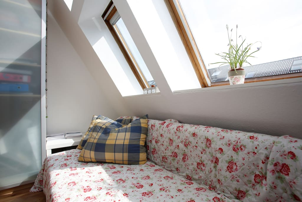 Room in dreamy apartement St.Pauli!