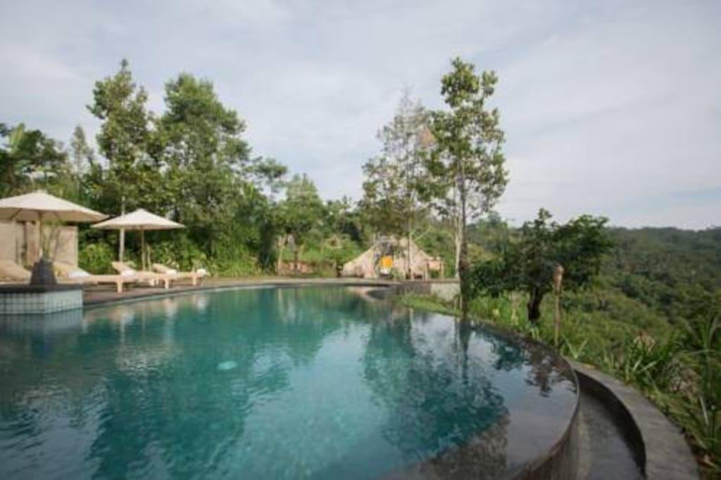 BeautifulPrivate Room in north Ubud