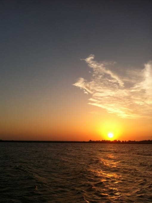 Another beautiful Tybee sunset
