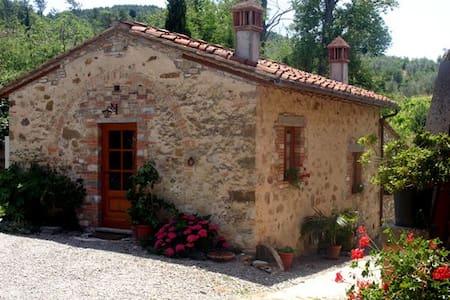 Chianti grange indépendante - San Casciano in Val di Pesa - House