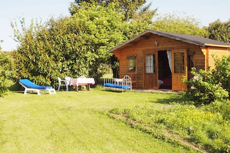 Petit chalet - Touques - Bed & Breakfast
