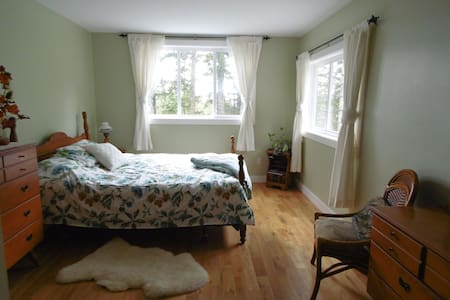 The Grouse House B&B - Powell River - Bed & Breakfast