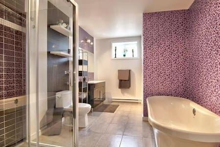2 rooms + private bathroom (50$/r) - Haus
