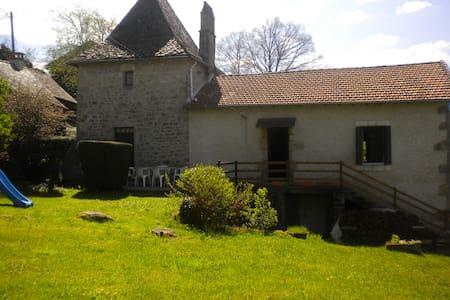 maison de campagne quercynnoise - Teyssieu