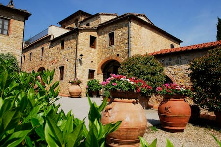 Tenuta Lupinari - Romantico B&B - Bucine - Bed & Breakfast