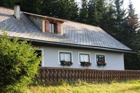 """lovely and idyllic cabin """"Brandner Hütte"""" - Kunyhó"""