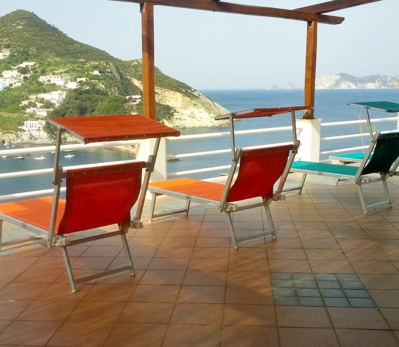 Step out onto your terrace, lay out and soak up the Mediterranean sunshine.