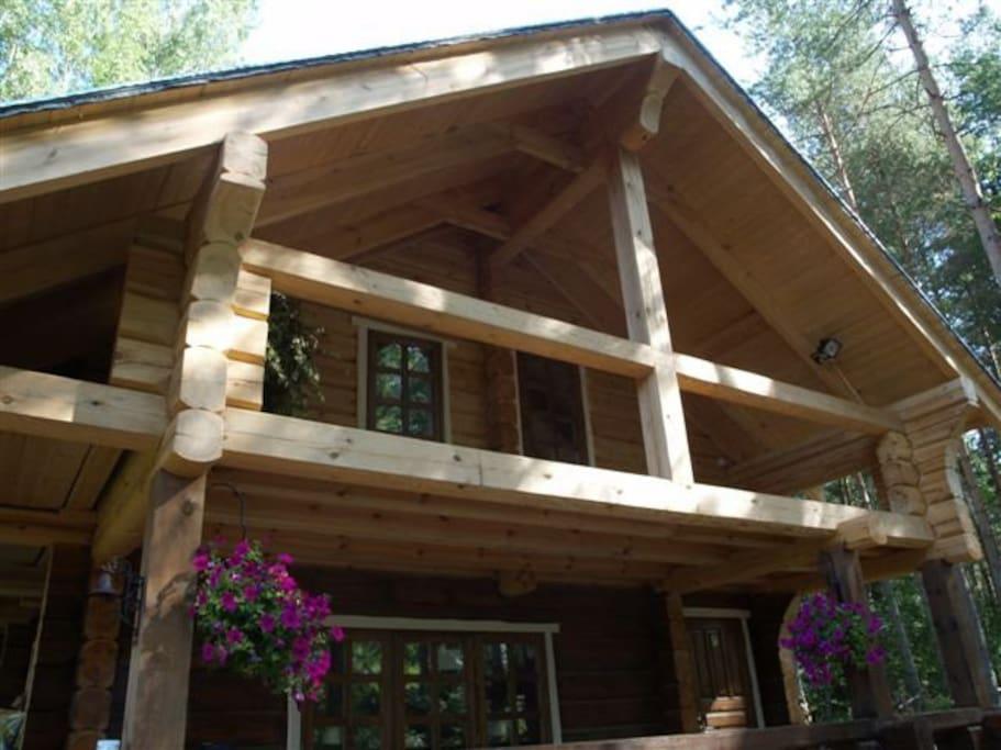 My log cabin