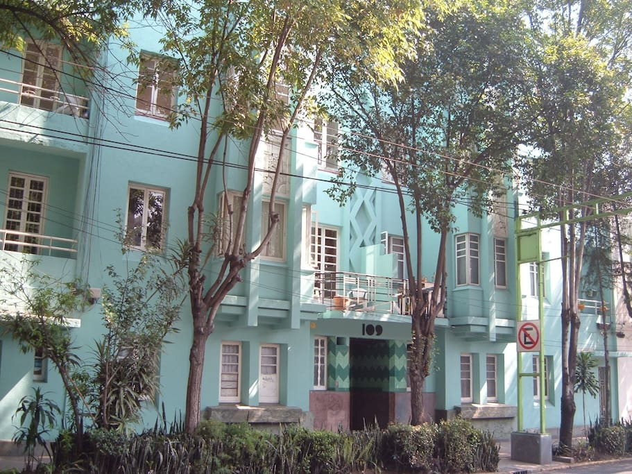 Small Penthouse Roma Norte/Condesa