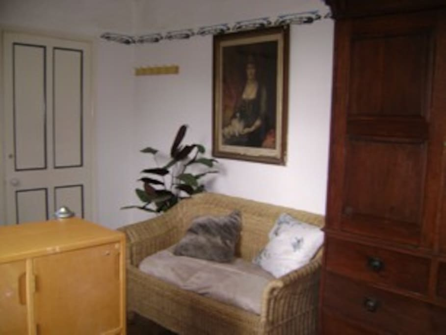 Double room in Georgian Town House