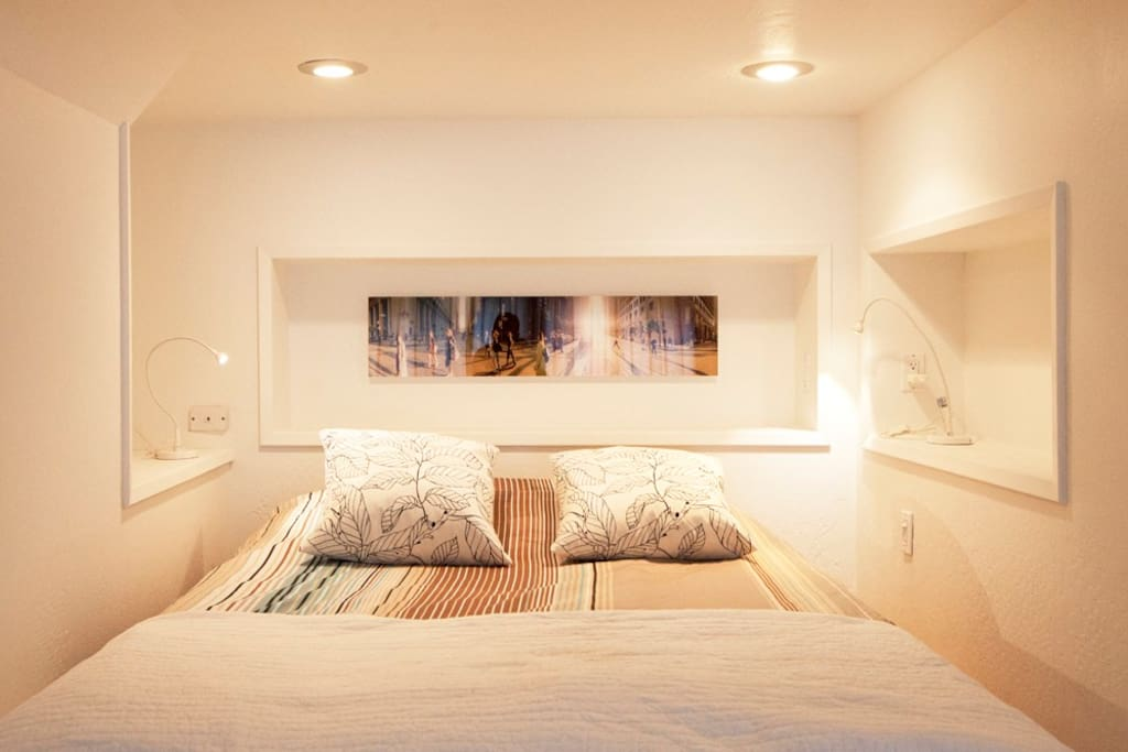 Eating area