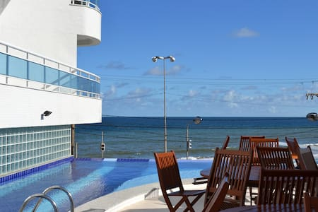 Ondina AP de luxo em frente ao mar - Apartment