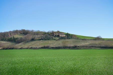 Peace and Quiet - Monteroni d'Arbia