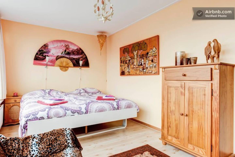 slaapkamer 1/bedroom 1