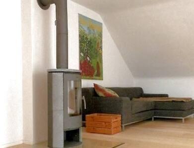 Spacious apartment near Basel - Flat