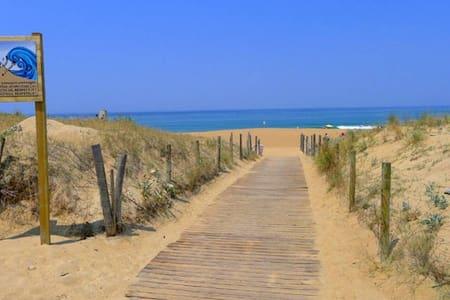 Maisonnette de plage indépendante renovée - Ev