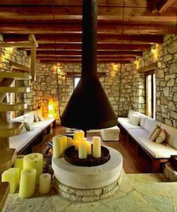 Villa in Pelion Breathtaking view  - Mouresi