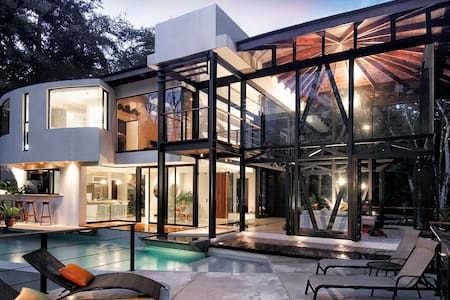 Tropical Architectural Masterpiece