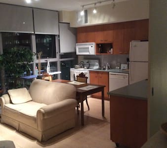 Cozy condo On Ottawa By Market - Appartement